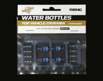 Сборная модель Пластиковые банки для воды