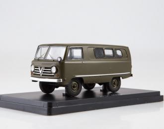 УАЗ-450 опытный, хаки