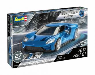 Сборная модель 2017 Ford GT