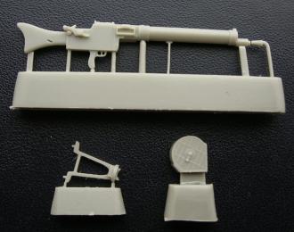Пулемет Мg 08/15 Германия, Первая Мировая Война (смола)
