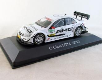 MERCEDES-BENZ C-Class DTM (2010), Mercedes-Benz Offizielle Modell-Sammlung 63, белый
