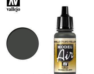 Краска акриловая `Model Air` Желто-зеленый/Yellow Olive