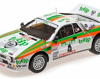 "Lancia Rally 037 ""Totip"" #4 Portugal 1985 M.Biasion, T.Silviero"