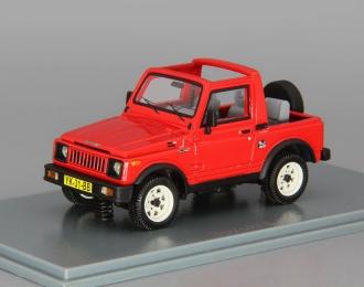 SUZUKI SJ410 4х4 (1985), red