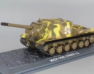 ИСУ-152 (1943), ТАНКИ Легенды Мировой бронетехники 7