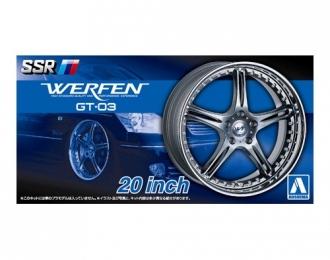 Набор дисков SSR Werfen GT-03 20inch