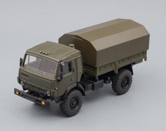 Камский грузовик короткобазный