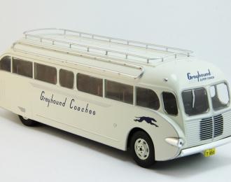 "FORD Super ""Greyhound Coaches"" Australia (1937), white"