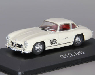 MERCEDES-BENZ 300 SL (1954), white