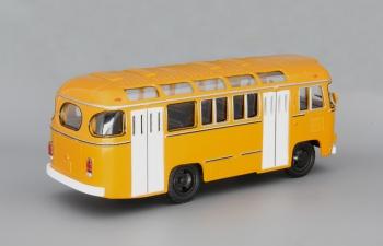 Павловский автобус 672М, Автолегенды СССР Автобусы 1, охра