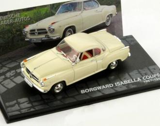 BORGWARD Isabella Coupe (1957), biege