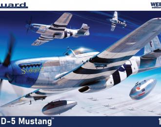 Сборная модель Самолет P-51D-5