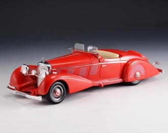 MERCEDES-BENZ 540K Special Roadster Mayfair 1937 Red