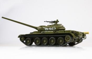 Т-54-1, Наши танки 19