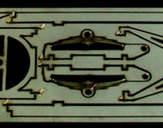 ТрансКИТ Прицеп ГКБ-817 (шасси)
