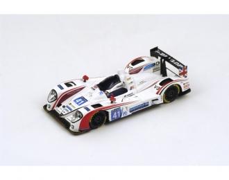 Zytek Z11SN - Nissan #41 Le Mans 2014 Greaves Motorsport M. Munemann - A. Latif - J. Winslow