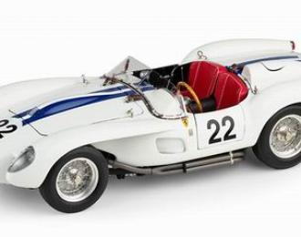 Ferrari 250 Testarossa #22 (Chassis N0732) 7th 24h Le Mans 1958 Hugus Erickson/Ernie Erickson