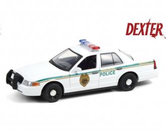 "FORD Crown Victoria Police Interceptor ""Miami Metro Police Department"" 2001 (из т/c ""Декстер"")"