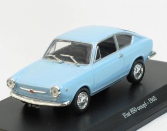 FIAT 850 Coupe (1965), blue