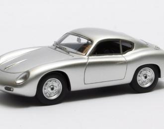 PORSCHE 356 Zagato Carrera Coupe 1959 Silver