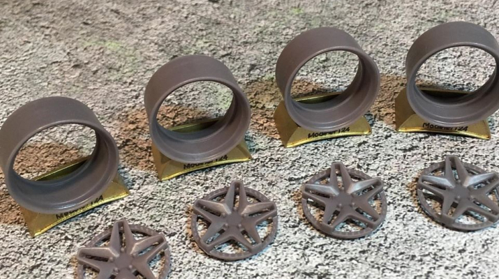 Комплект дисков HellaFlush Rotiform AVV (R19)