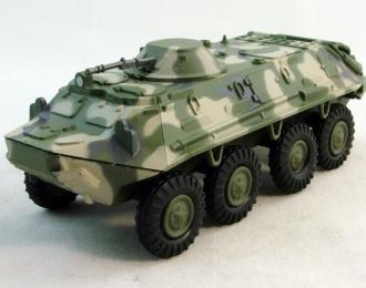 БТР-60ПБ, Русские танки 90