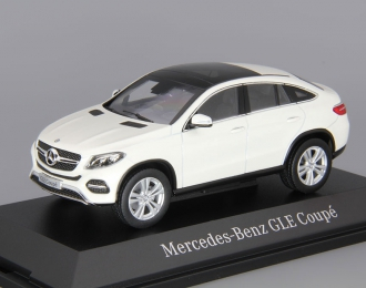 MERCEDES-BENZ GLE Coupe C292 (2015), white