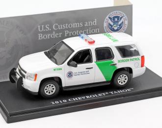 "CHEVROLET Tahoe ""U.S.Customs and Border Patrol"" (Таможня США и пограничная охрана) 2010"