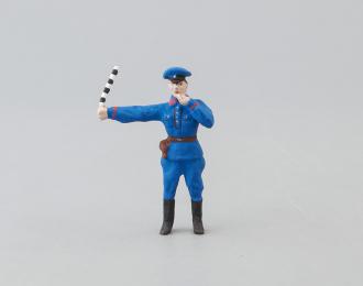 Фигурка Сотрудник ОРУД в синей форме