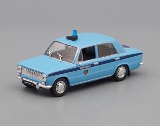 Волжский автомобиль 2101 Милиция, Милиция СССР 5, голубой