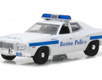 "FORD Torino ""Boston Massachusetts Police"" 1976"
