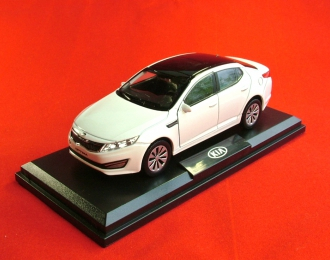 KIA Optima III (K5), white