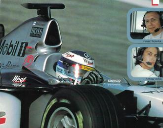 Журнал Формула 1+ Июнь 1998