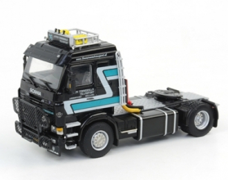 SCANIA R113/R143 Single truck Anton Timmerman, Premium Line 1:50, черный