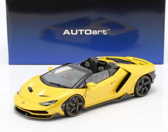 Lamborghini Centenario Roadster (yellow)