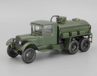 ЗИС-6 БЗ, зеленый