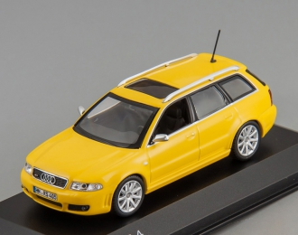 Audi RS 4 Avant B5 (imola yellow)