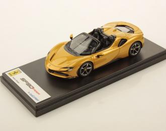 Ferrari SF90 Spider (giallo Montecarlo)