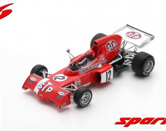 March 721X #12 Belgian GP 1972 Niki Lauda