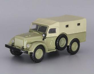 Горький 62, Автолегенды СССР 229, хаки