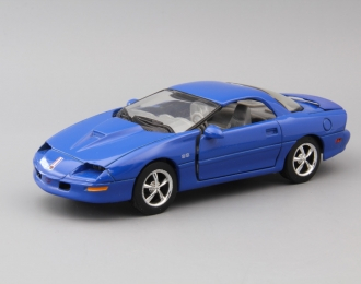 CHEVROLET Camaro (1997), blue