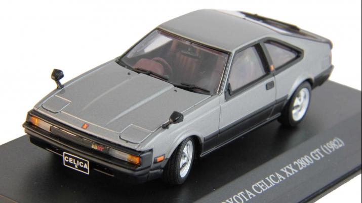 TOYOTA Celica XX 2800 GT MA-61, grey