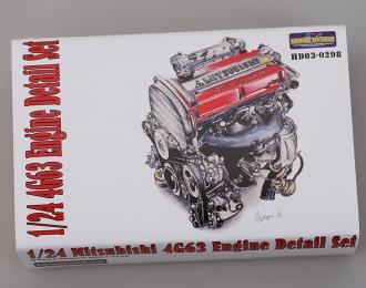 Набор для доработки Mitsubishi 4G63 Engine Detail Set