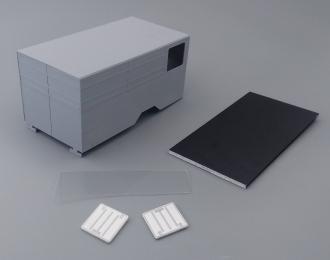 Сборная модель Надстройка Флюорографический кабинет на базе МАЗ-500