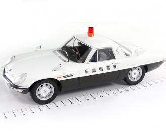 Mazda Cosmo Sport Japanese Police полиция Японии