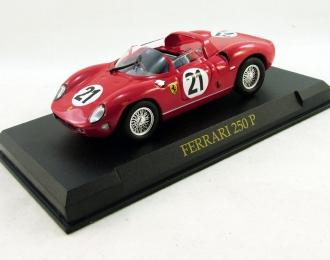 FERRARI 250 P, Ferrari Collection 43, red