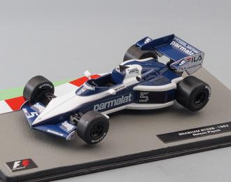 BRABHAM BT52B Нельсона Пике (1983), Formula 1 Auto Collection 16