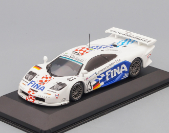 "McLaren F1 GTR #43 ""Team BMW motorsport"" Le Mans 1997"