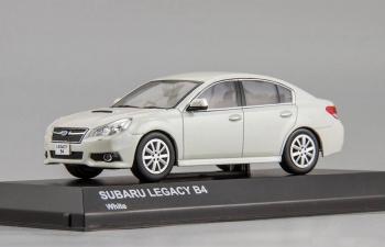 SUBARU Legacy B4, satin white pearl