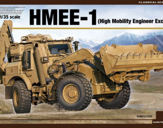 Сборная модель HMEE-1 High Mobility Engineer Excavator